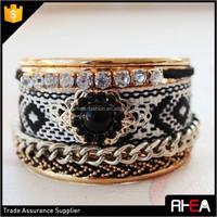 Occident Famous Design Brand Fashion Hyperbole Design Bangle Jewelry