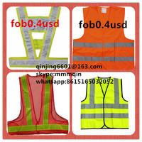 blue reflective safety vest, refelecting vest refelective vest ,reflection vest,police vest,work vest ,high visibility vest