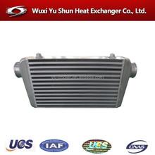 Aluminium haute performance personnalisé radiateur type intercooler fabricant