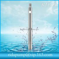 High quatity daming China centrifugal Pump 100QJD 0.5 hp water pump with motor suppliers RIDA2978