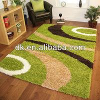 Bedroom Acrylic Shaggy Carpet