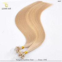 2015 Hot Sale Best Quality Socap Glue Beauty Works remy brazilian micro ring loop hair extensions
