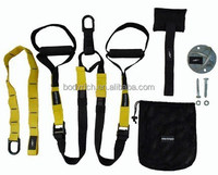 Total Body Weight Trainer Yoga Pilates Exercise Bands Kit