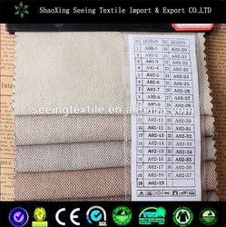 fabric supplier polyester fabric with pvc backing