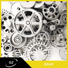Factory Custoimize Large Diameter flywheel outer inner alloy steel forged ring gear