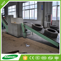 China Supplier Latest New Technology Rubber Waste Tyre Tire Recycling