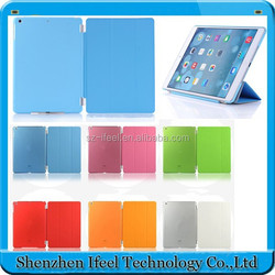 Smart Cover for ipad air,for ipad air Cover,for ipad air 2 PU Leather cover