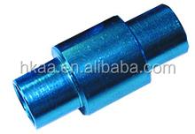 cnc aluminum power slide bearing spacer