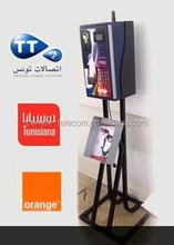 Prepaid Phone Recharge Kiosk/ Prepaid Card Top Up Machine