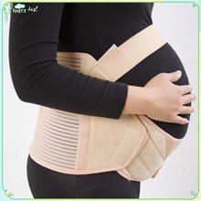 As seen on TV maternity abdominal back support belt pregnancy strap belly band with factory price