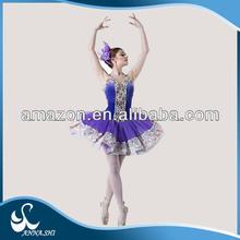 Hot sale Dance costumes supplier Dance Girls ballet stage costume