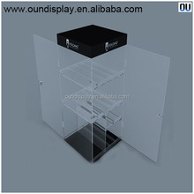 acrylic skins for ecig batteries custom e-liquid display case