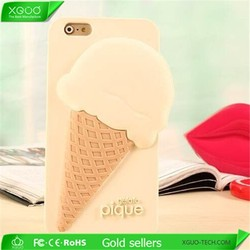 3d cell phone case for mobile phone accessory for iPhone 6 Plus case