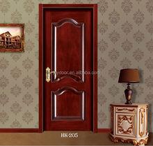 popular model internal solid wooden door for room