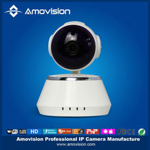 TOP! QF510 Wireless P2P Network IP Camera Pan/Tilt Baby Pet Monitor Wifi Cam Iphone/Android Home Use IP Camera From Shenzhen