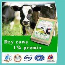 Best price mineral mix for feed, 1% premix for dry cows