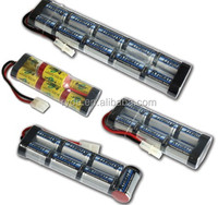 NiMH Battery pack for RC car