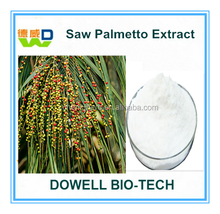 Factory Supply High Quality Saw Palmetto Berry Extract 25% /45%Fatty Acid Saw Palmetto Extract / Saw Palmetto Extract Powde