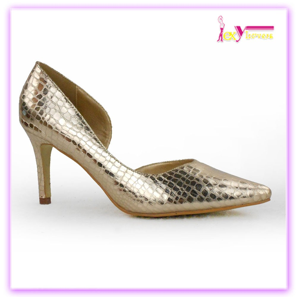 Dames talons hauts femmes mode à talons hauts robe chaussures pour filles italien chaussures