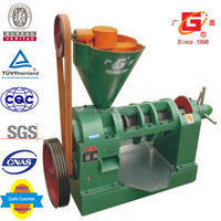small business palm kernel oil screw expeller machine cold pressed