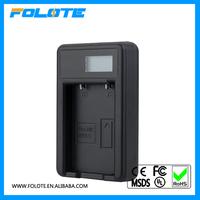 LCD digital display charger EN-EL5 For nikon camera battery charger