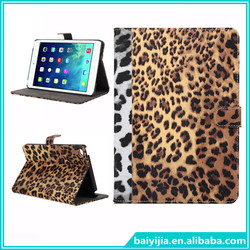 Best Leopard Cover for ipad Mini 4 Smart Cover, Leather Tablet for iPad Mini 4 Case