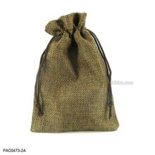 Hot Selling Factory Print Logo Linen Bag