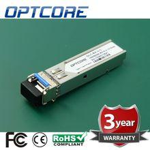 Compatible Moxa SFP-1G40ALC 1000base WDM (BiDi) SFP module 40km TX 1310 nm/RX 1550 nm