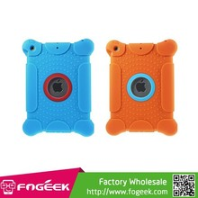 High Quality Drop Resistant Soft Silicon Case Cover for iPad Air