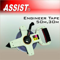 Professional item 30m 50m function of long steel tape