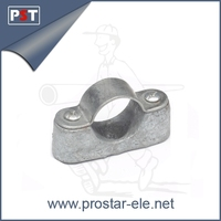 BS4568 Malleable Iron Distance Saddle For Electrical Conduit