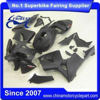 FFKHD008 Motorcycle Fairing For CBR600RR 2005 2006 Black (Inquire With Surprise)