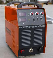 IGBT INVERTER MIG-350 inverter MIG MAG CO2 welding machine(external,IGBT)