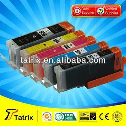 printer ink cartridge PGI-550 CLI-551 compatible for Canon PGI-550 CLI-551 for PIXMA MG5450/PIXMA iP7250/PIXMA MG6350