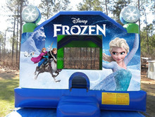 Aeor Newest&Hot sale inflatable frozen bouncer,cheap inflatable frozen bouncy
