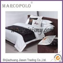 Plain Style Custom Bedcloth/100% cotton cheap duvet covers/wholesale used bedcloth for sales/100% cotton fabric bedclothes