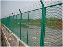 Decorative Metal Park Fence Welded Wire Mesh Fence