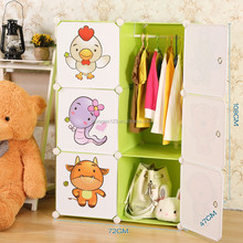 high-quality storage plastic drawers for children