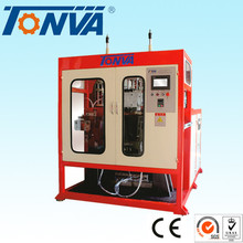 Small plastic tobacco tar container blowing moulding machine