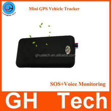 GH Vehicle car truck gps tracker GT005B with gps accuracy less than 5meters and water splash