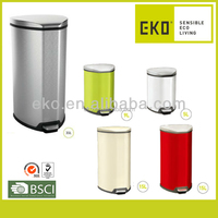 Decorative Bulk Stainless Steel Trash Can