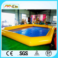 CILE Cost-effective Eye Catching Bubble Inflatable Pool Water Lounge Float for Indoor Entertainment