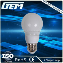A shape globe bulb 7W, Bulb Lighting Product With Low Cost