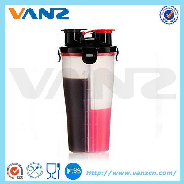 Protein Shaker Logo: Custom Logo Personalized Protein Shaker Bottle