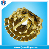 reliable dry conditions bulldozer track bar