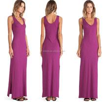plus size dresses high slit
