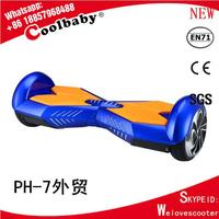 New design with nice color electric scooter unicycle electric wheel
