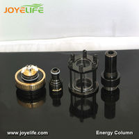 2014 JOYELIFE most hot selling high quality 28.5mm 26650 kayfun lite plus big kayfun 26650 stillare/tobh fit for Energy Column