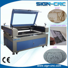 co2 laser cutter 60w/glass engraving machine/stone laser engraving machine