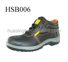 China wholesale price Dubai hot selling steel toe&plate safety industrial shoes